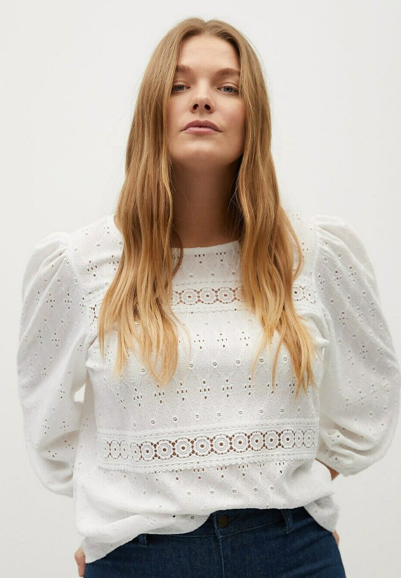 Violeta by Mango - ROSI - Blouse - off white