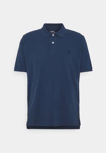 TED REGULAR MAN - Polo shirt - navy