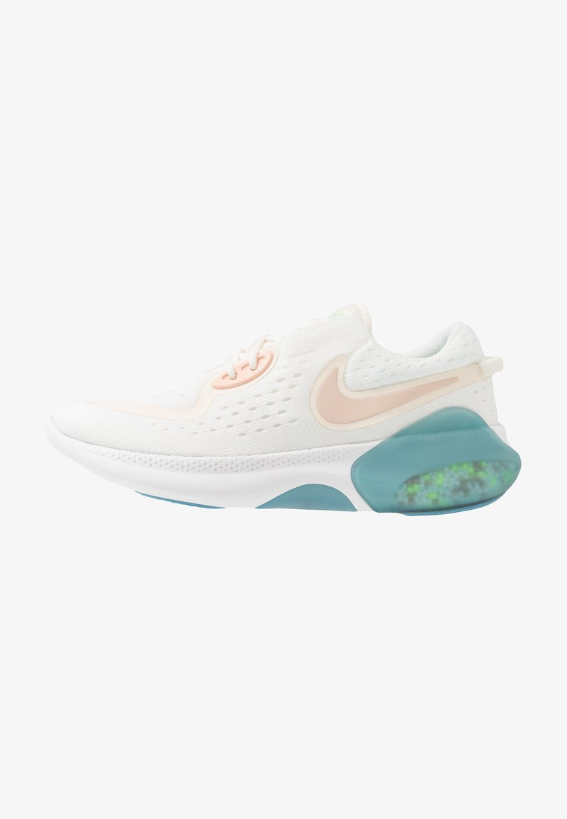 Nike Performance - JOYRIDE DUAL RUN - Neutral running shoes - sail/shimmer/pale ivory/cerulean/barely volt/pink quartz