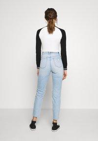 Abrand Jeans - Jean slim - blue denim - 2