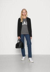 GAP - FRANCHISE TEE 2 PACK - T-shirt print - white red - 0
