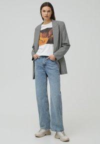 PULL&BEAR - T-shirts print - white - 1