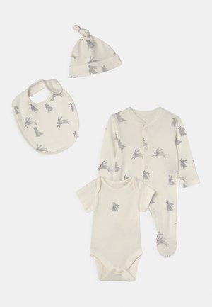 BABY SET UNISEX - T-shirt imprimé - ivory