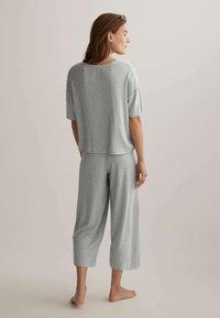 OYSHO - Pyjama bottoms - grey - 2