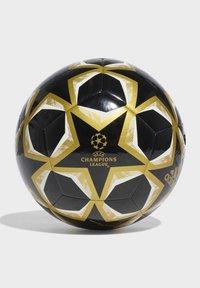 adidas Performance - FIN 20 CLUB CHAMPIONS LEAGUE - Balón de fútbol - black - 1