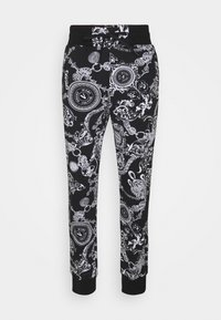 Versace Jeans Couture - BRUSHED PRINT REGALIA BAROQUE - Verryttelyhousut - nero - 10