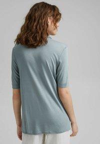Esprit Collection - Button-down blouse - grey blue - 2