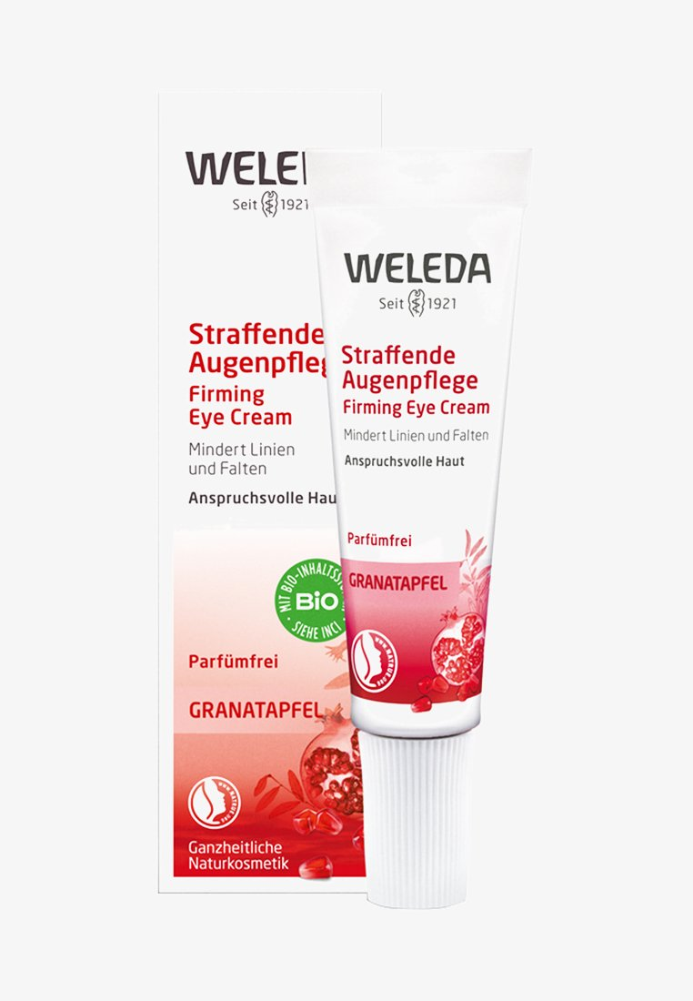 Weleda - GRANATAPFEL STRAFFENDE AUGENPFLEGE - Eyecare - -