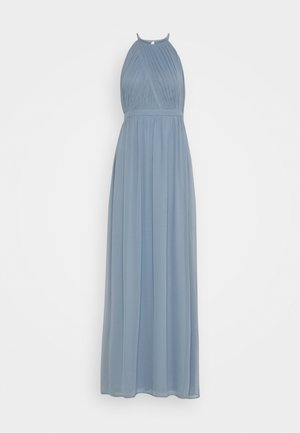 HEAVENLY SPORTSCUT GOWN - Occasion wear - dusty blue