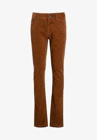 CKS - BERKLEY - Flared Jeans - cognac - 0