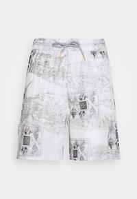 Han Kjøbenhavn - TRACK - Shorts - bleach diamond - 0