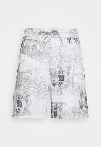 TRACK - Shorts - bleach diamond