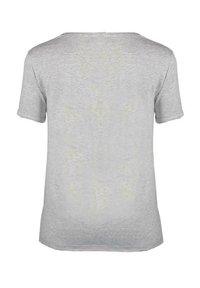 Live Unlimited London - Print T-shirt - light grey - 2