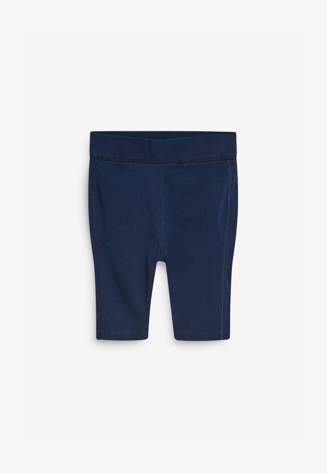 Džínové kraťasy - dark blue
