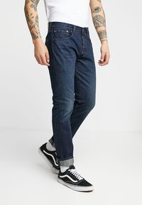 Levi's® - 501® SLIM TAPER - Jeans Tapered Fit - deep and dark - 0