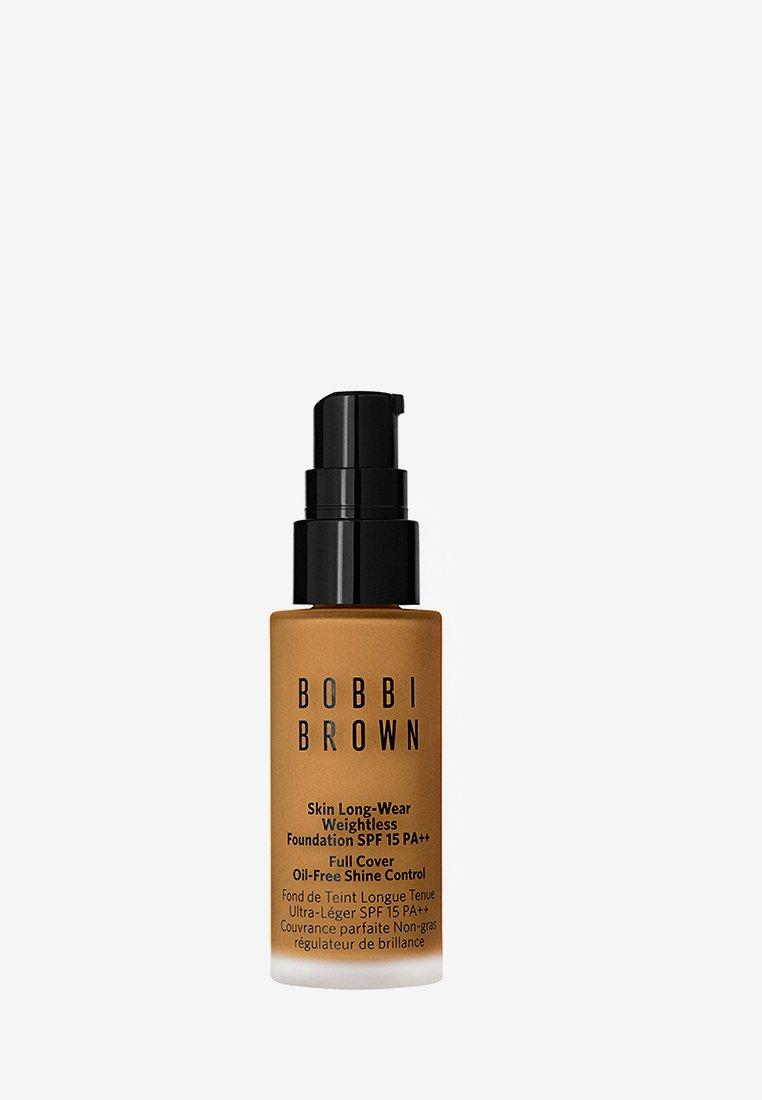 Bobbi Brown - MINI SKIN LONG-WEAR WEIGHTLESS FOUNDATION - Foundation - golden