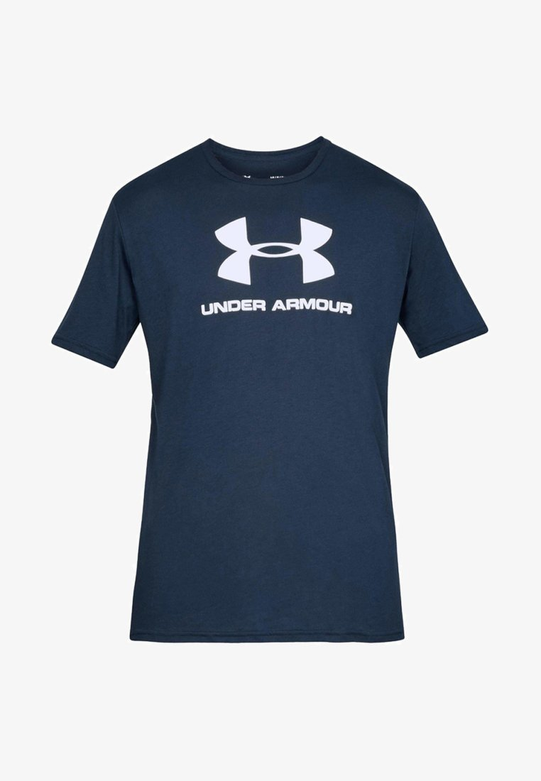 Under Armour - T-shirts print - marine