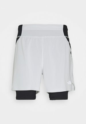 CIRCADIAN LINED SHORT - Sports shorts - grey/black