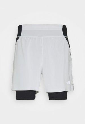 CIRCADIAN LINED SHORT - Träningsshorts - grey/black