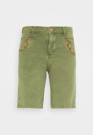 DECOR - Shorts - oil green