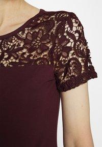 Anna Field - Print T-shirt - winetasting - 5
