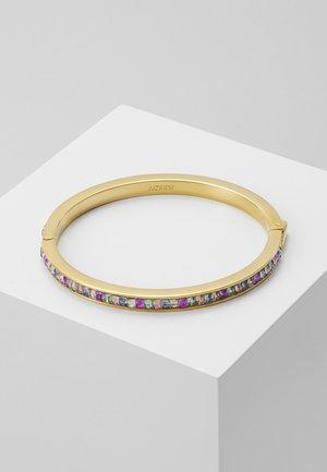 PAVI BAGUETTE HINGE BRACELET - Bracelet - multi color