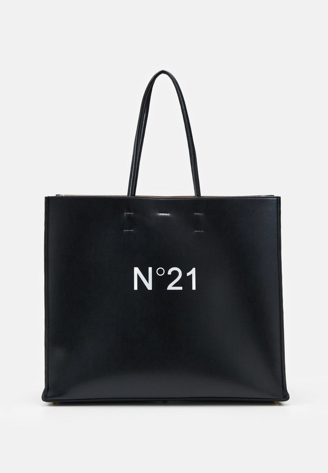 MAXI - Shopping bag - black