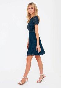 BEAUUT - LAUREN  - Cocktail dress / Party dress - navy - 3