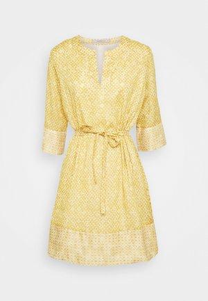 AVORIO - Day dress - giallo