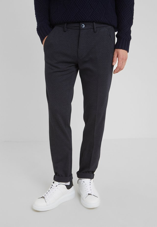 JERT - Trousers -  navy