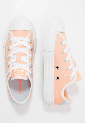 CHUCK TAYLOR ALL STAR - Sneakersy niskie - orange calcite/agate blue