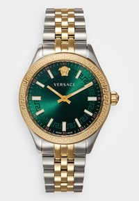 Versace Watches - HELLENYIUM - Hodinky - gold-coloured/silver-coloured - 0