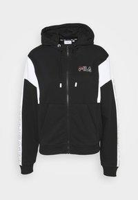 Fila - LAIN - Zip-up hoodie - black - 4