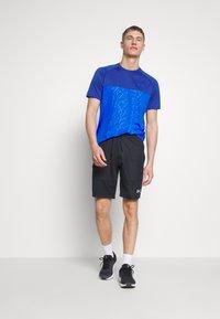 Under Armour - Print T-shirt - american blue/versa blue - 1