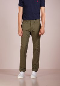 Polo Ralph Lauren - BEDFORD PANT - Chinos - expedition olive - 0