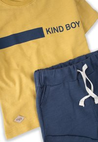 Cigit - SET - Shorts - mustard yellow - 2