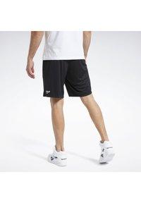Reebok Classic - CLASSICS SOCCER SHORTS - Shorts - black - 3