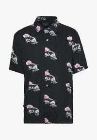 Obey Clothing - PEACE WOVEN - Košile - black - 4