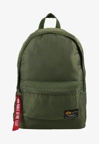 Alpha Industries - CREW BACKPACK - Plecak - sage green - 6