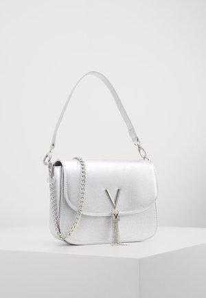 DIVINA  - Handbag -  argento