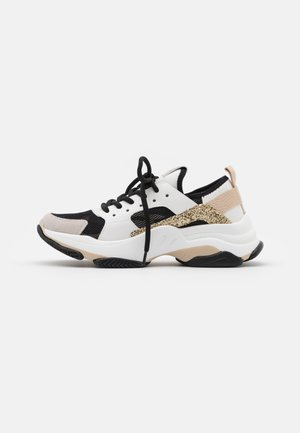 AJAX - Trainers - white/gold