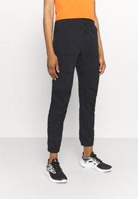 Peak Performance - HIT PANT - Trousers - black - 3