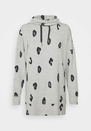 Pyjama top - grey mix