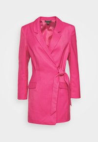 Monki - KAREN DRESS - Shift dress - pink - 4