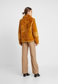 Object - Manteau classique - buckthorn brown - 2
