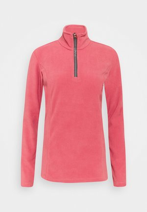 MISMA WOMEN - Fleece jumper - pink grape