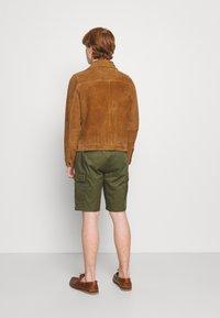 AllSaints - ADAIRE JACKET - Leather jacket - tan - 2