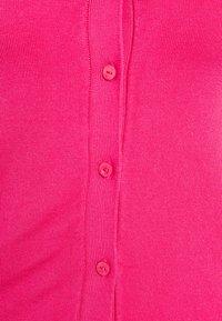 Marks & Spencer London - CREW CARDI PLAIN - Cardigan - pink - 6