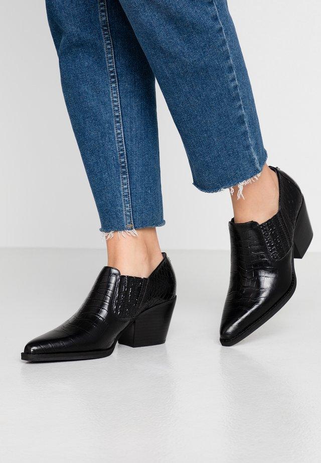 WALTON - Ankle boots - black