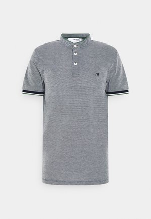SLHFINLAY - Polo - navy blazer/twisted with egret